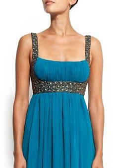 Sequin dress2
