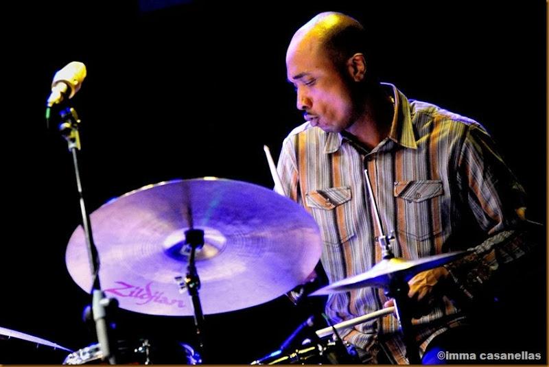 Eric McPherson, Nova Jazz Cava, Terrassa 2013