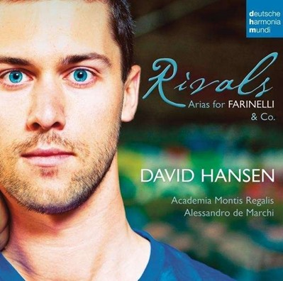 RIVALS - Arias for Farinelli & Co. (deutsche harmonia mundi 88883744012)
