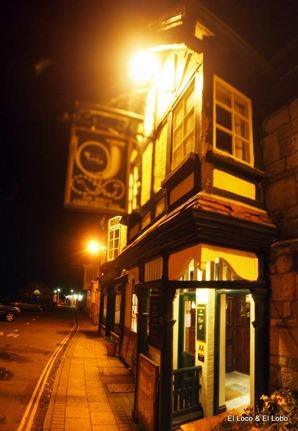 Bugle coaching inn, Yarmouth
