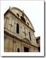 Igreja Santa Maria dei Miracoli, Cannaregio. Uma obra-prima do início do Renascimento, sua fachada é decorada com mármores de várias tonalidades (rosa, branco e cinza) e delicados baixo-relevos e esculturas.