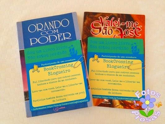 9º BookCrossing Blogueiro1