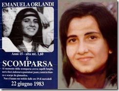 Emanuela Orlandi ieri e oggi