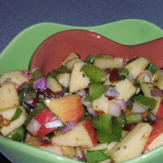 Apple Chipotle Salsa (Southwest)