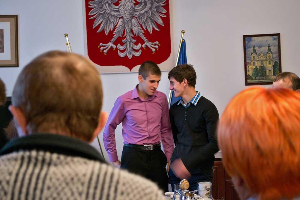 Харьковские кроссмены в польском Консульстве - 74