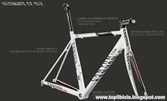 canyon Ultimate CF SLX 9.0 cuadro
