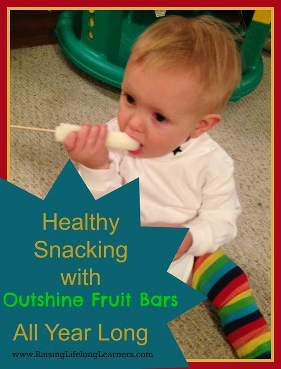 Edys Outshine Bars are a great healthy snack option #shop #RealFruitBars #cbias