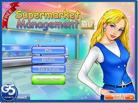 Supermarket Management HD