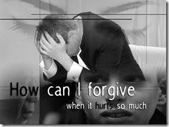 Mengampuni, Sulitkah
