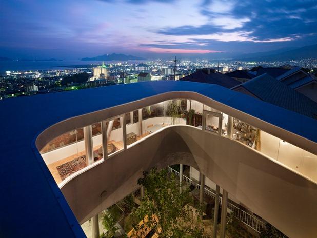 toda house by kimihiko okada 6
