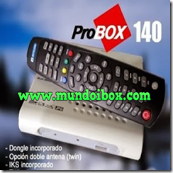 PROBOX 140 MINI SD