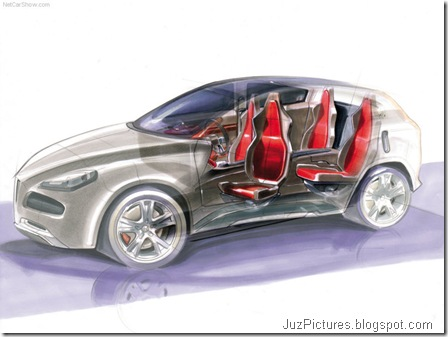 Alfa Romeo Kamal Concept7