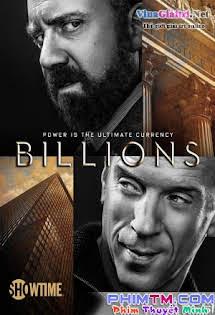 Tiền Tỉ :Phần 1 - Billions :Phần 1 Tập 12-End