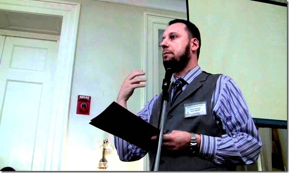 Ermin Sinanovic - IIIT & Muslim Brotherhood