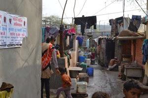Delhi Camp Street Life 004