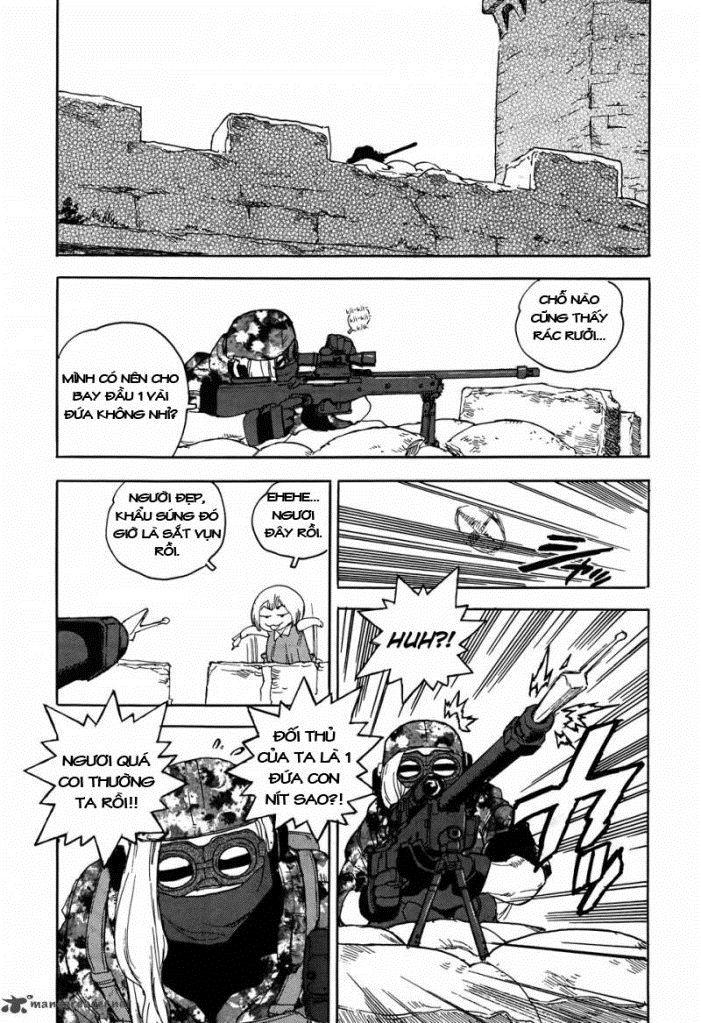 Aiki chap 90 - Trang 18