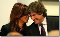 Cristina y Boudou
