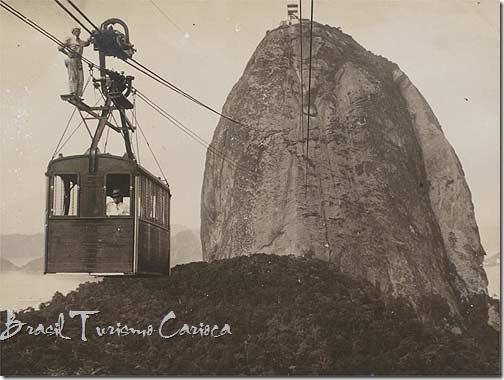 bondinho pao de acucar 1912 - 3