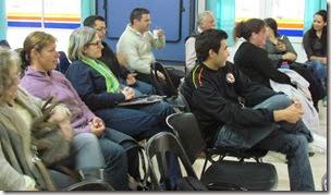 Se realizó el acto de cierre del programa municipal Reunir en Santa Teresita