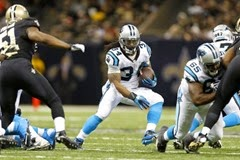 panthers vs saints