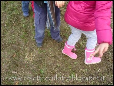 I bambini delle classi 1° della Scuola Primaria di Padulle piantano il grano! (5)