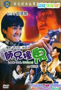 Sư Huynh Trúng Tà - Look Out, Officer! Tập HD 1080p Full