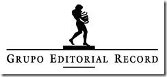 Logo Grupo Editorial Record