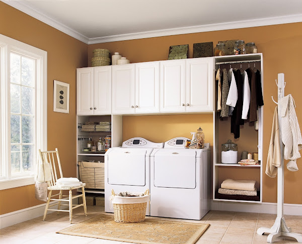 Laundry Room Storage Designs 2 Laundry Room Designs