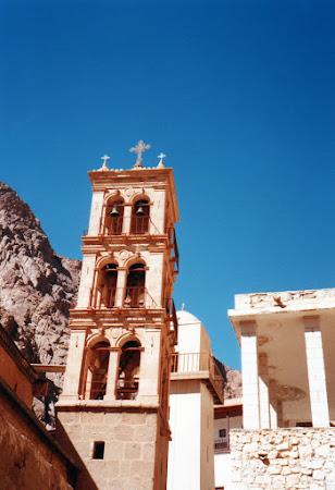 Obiective turistice Sinai Egipt: Manastirea Sf. Ecaterina