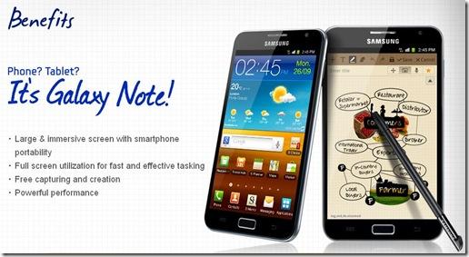 DiGi Samsung Galaxy Note