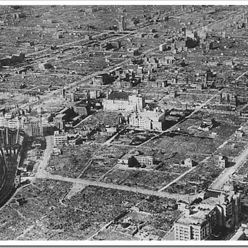 Os 10 bombardeios mais devastadores da II Guerra Mundial
