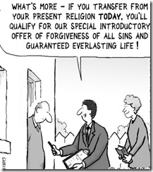 evangelical comic