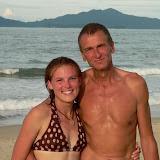 Avec papa