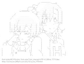 [AA]Kosaka Honoka & Hoshizora Rin (Love Live!)