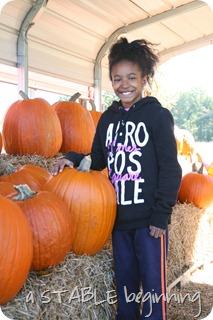 Pumpkins Mikayla