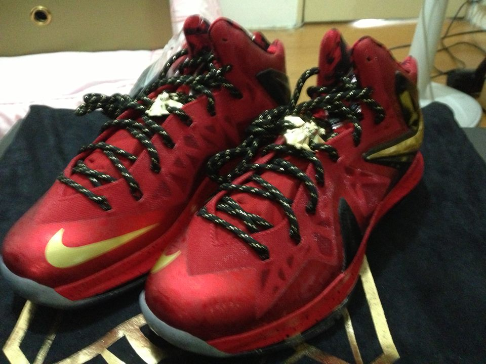 ... Nike LeBron X 8211 Celebration Pack 8211 Special Packaging ... 21c099d80