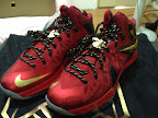 nike lebron 10 ps elite championship pack 9 02 Release Reminder: LeBron X Celebration / Championship Pack