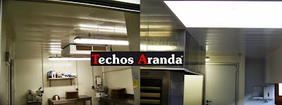 Techos aluminio San Lorenzol Escorial