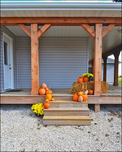 back porch fall 2013