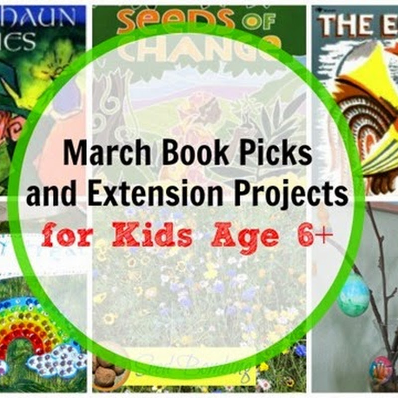 6 March Books for Kids Age 6+