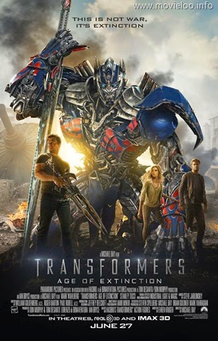 Transformers Age of Extinction 2014 720p BluRay