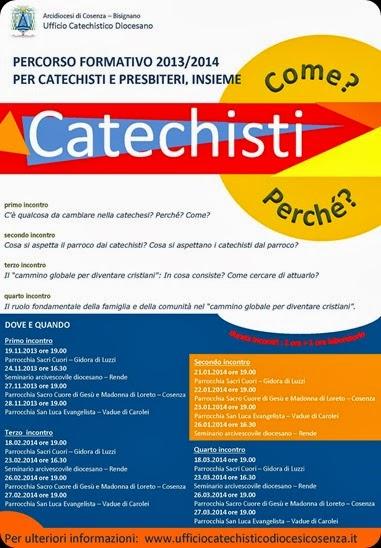 2013_11_19_MANIFESTO_PROGRAMMA_FORMAZIONE_CATECHISTI_2013_2014