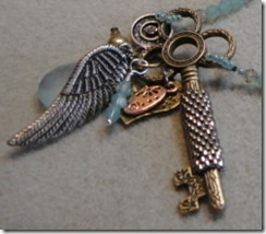 Unlock your Passion Key charm Photo
