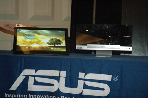 ASUS Transformer AiO Windows 8 and Android Jelly Bean