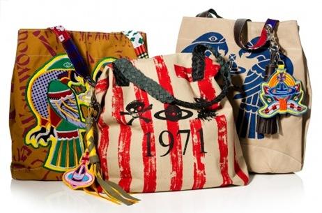 Vivienne Westwood Recycled Bag