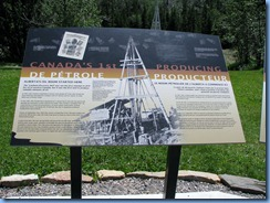 1436 Alberta Akamina Parkway - Waterton Lakes National Park - First Oil Well in Western Canada National Historic Site