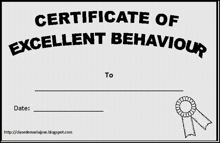 Behaviour_certificate_children