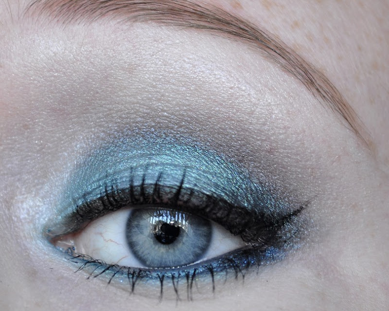 blue had me at hello wetnwild makeup look swatches 2
