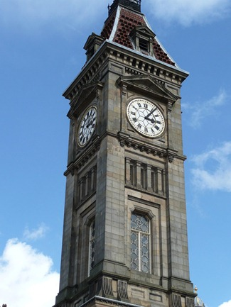 """Big Ben"" on Chamberlain square"