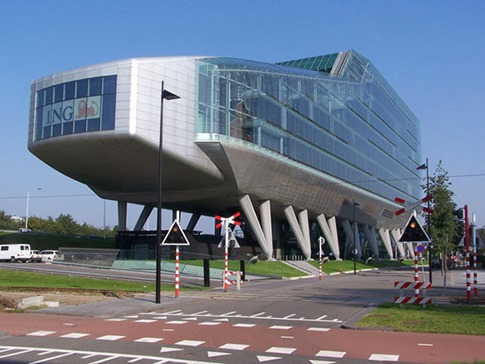 04. ING Sede (Amsterdam, Países Bajos)